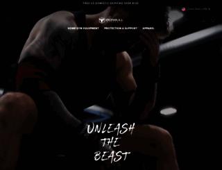 ironbullstrength.com screenshot