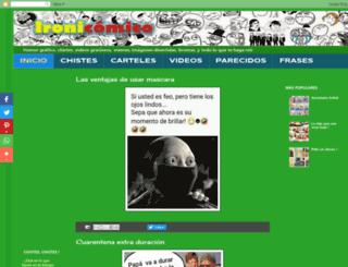 ironicomico.blogspot.com.ar screenshot