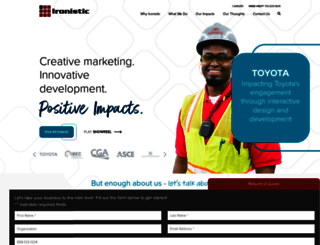 ironistic.com screenshot