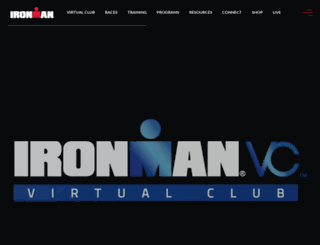 ironman.co.nz screenshot