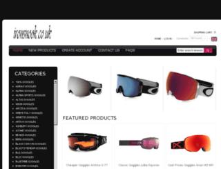 ironsnook.co.uk screenshot