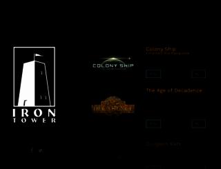 irontowerstudio.com screenshot