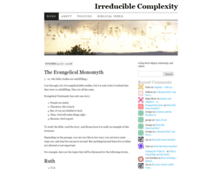 irrco.wordpress.com screenshot