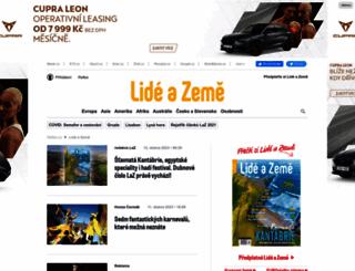irsko.orbion.cz screenshot