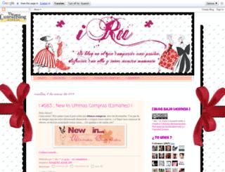 irune84.blogspot.com.es screenshot