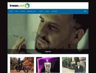 irwan.net screenshot