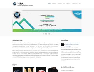 is-ra.org screenshot