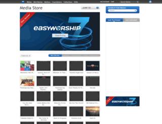 is.easyworship.com screenshot