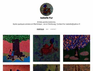isabelle-fur.ultra-book.com screenshot