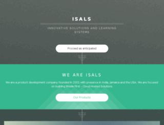 isals.com screenshot