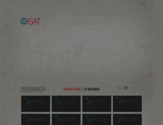 isat.amocinema.com screenshot