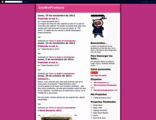 isawoproduce.blogspot.com screenshot