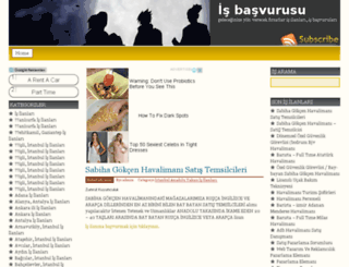 isbasvurusu.info screenshot