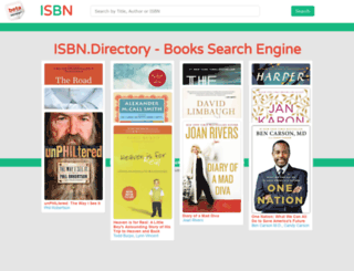 isbn.directory screenshot