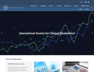 iscb.info screenshot