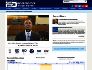 isdschools.org screenshot
