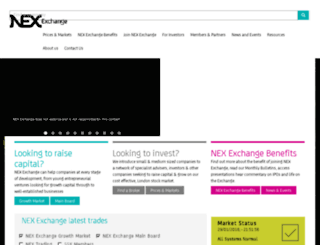 isdx.com screenshot