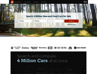 iseecars.com screenshot