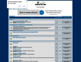 iseforum.forumgratuit.ro screenshot