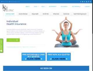 isellhealth.com screenshot