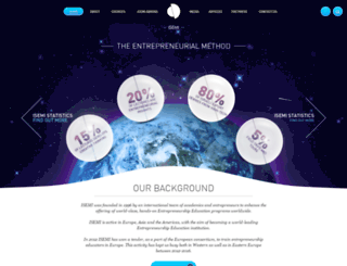 isemi.org screenshot