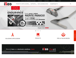 iseo.nl screenshot