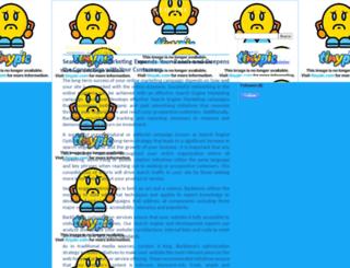 iseoinc.blogspot.com screenshot