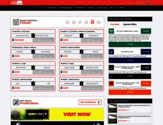 isfa.com screenshot