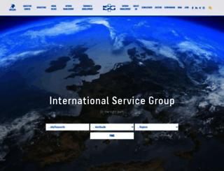 isg.com screenshot