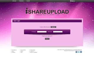 ishareupload.com screenshot