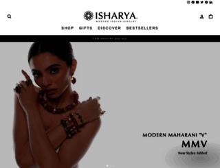 isharya.com screenshot