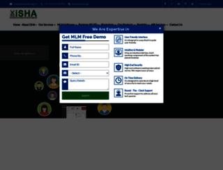 ishatechnology.com screenshot