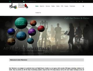 ishatv.com screenshot