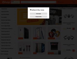 ishop-studio.ru screenshot