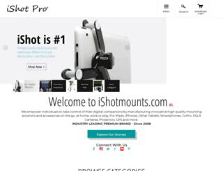 ishotmounts.com screenshot