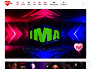 ishq.com screenshot