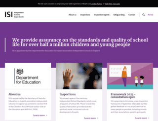 isi.net screenshot