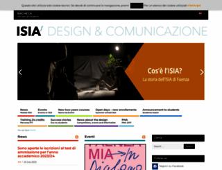 isiafaenza.it screenshot