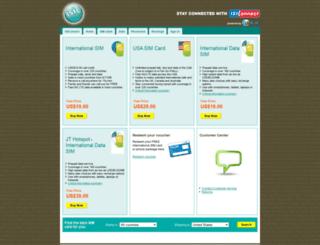 isiconnect.ekit.com screenshot