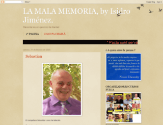 isidrojimenez.blogspot.co.il screenshot
