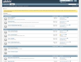 isiforums.net screenshot