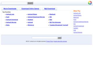 isihunt.com screenshot