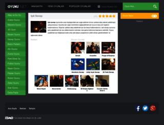 isiksavasi.oyunu.net screenshot