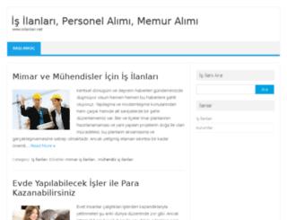 isilanlar.net screenshot