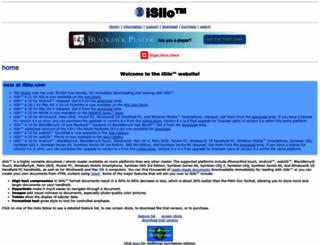 isilo.com screenshot