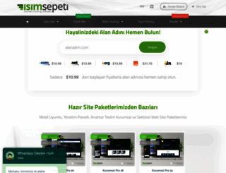 isimsepeti.net screenshot