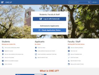 isis.ufl.edu screenshot