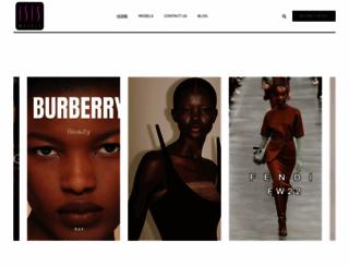 isismodels.org screenshot