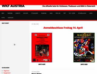 iska-austria.at screenshot