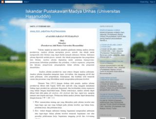 iskandar-pustakawan-unhas.blogspot.co.id screenshot